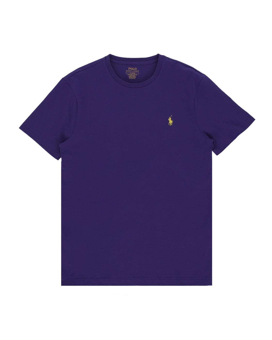 Photo: Polo Ralph Lauren Classic T Shirt Cabana Purple