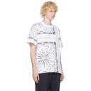 Sacai White Dr. Woo Edition Bandana T-Shirt