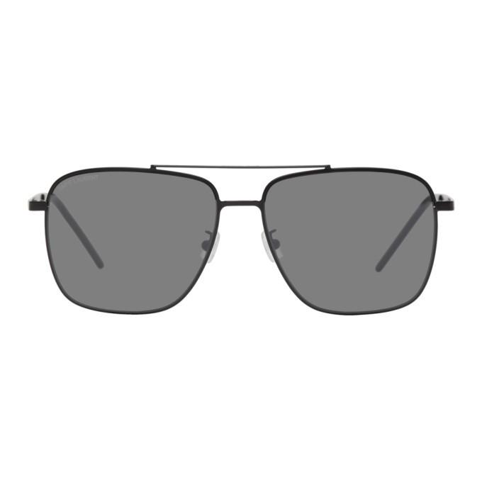 Photo: Saint Laurent Black Sl 376 Sunglasses