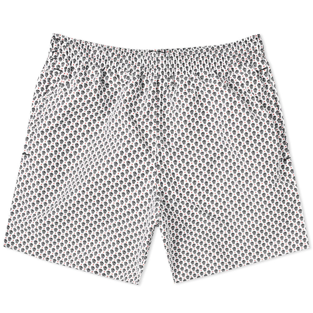 Photo: Alexander McQueen Skull Swim Short