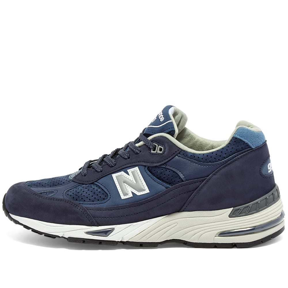 New Balance M991NVT - Made in England 'Bluesman'