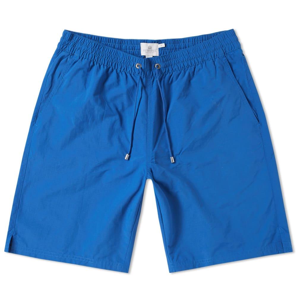 Sunspel Drawstring Swim Short