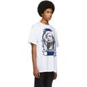 Raf Simons White Punkette Big Fit T-Shirt