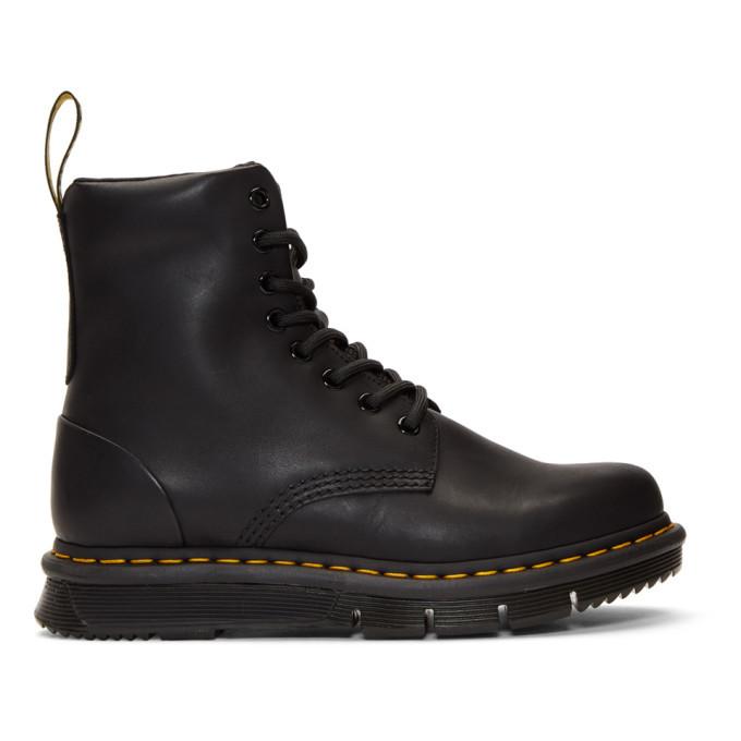 Photo: Dr. Martens Black Lexington Boots