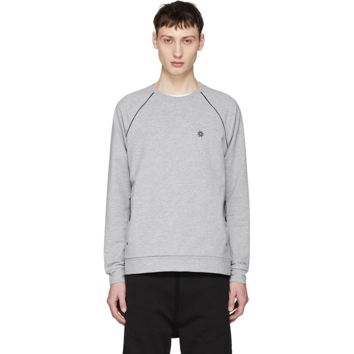 Photo: ISAOR Grey Dry Touch Sweatshirt