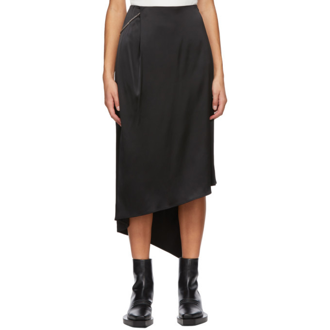 Photo: 1017 ALYX 9SM Black Chain Mid-Length Skirt