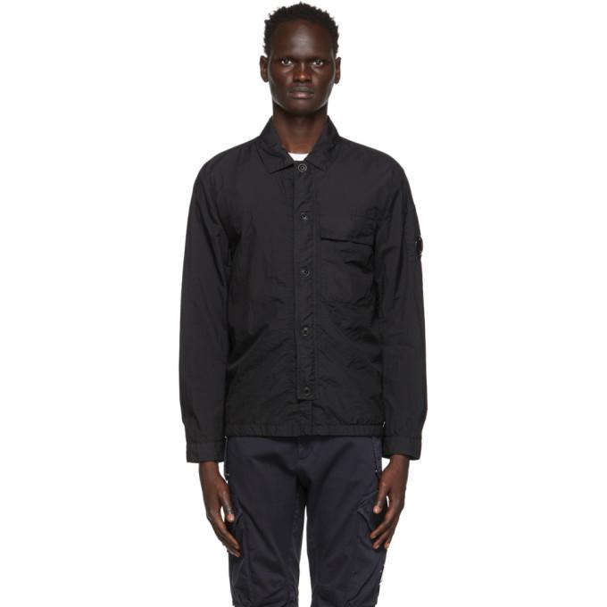 Photo: C.P. Company Black Taylon L Jacket