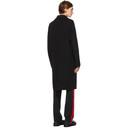 Stella McCartney Black Wool Ernst Coat