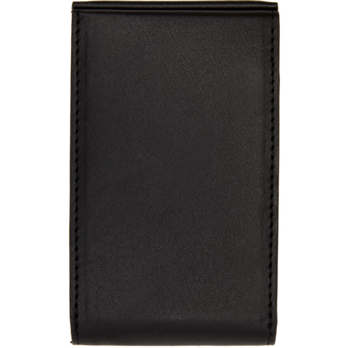 Photo: Aesther Ekme Black Magnetic Clasp Card Holder