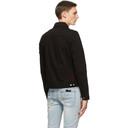 Ksubi Black Denim Classic Jacket