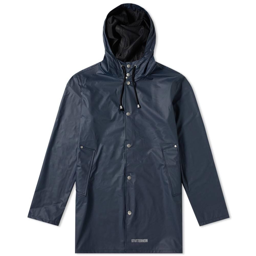 Photo: Stutterheim Stockholm Lightweight Raincoat