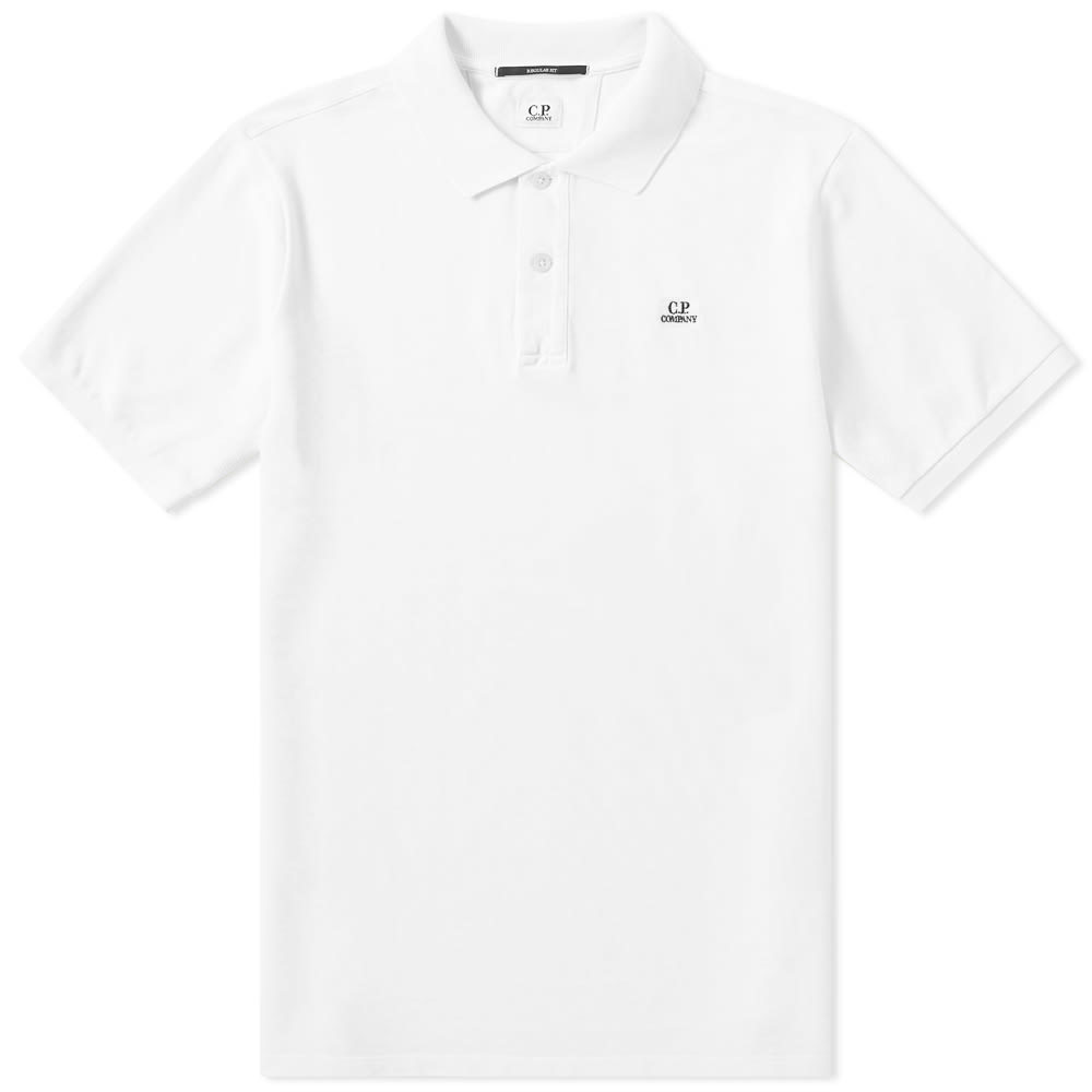 Photo: C.P. Company Patch Logo Polo