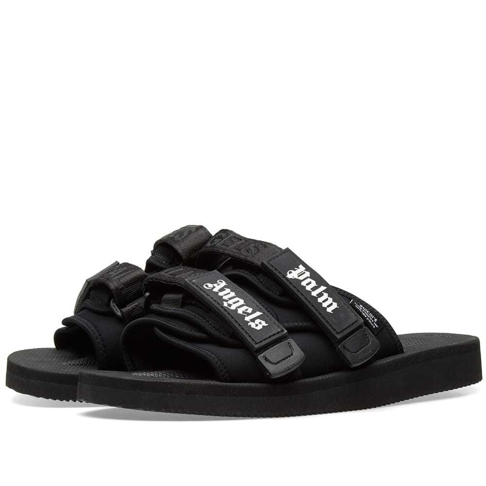 Photo: Palm Angels x Suicoke Slides