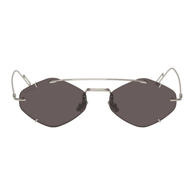 Photo: Dior Homme Grey DiorInclusion Sunglasses