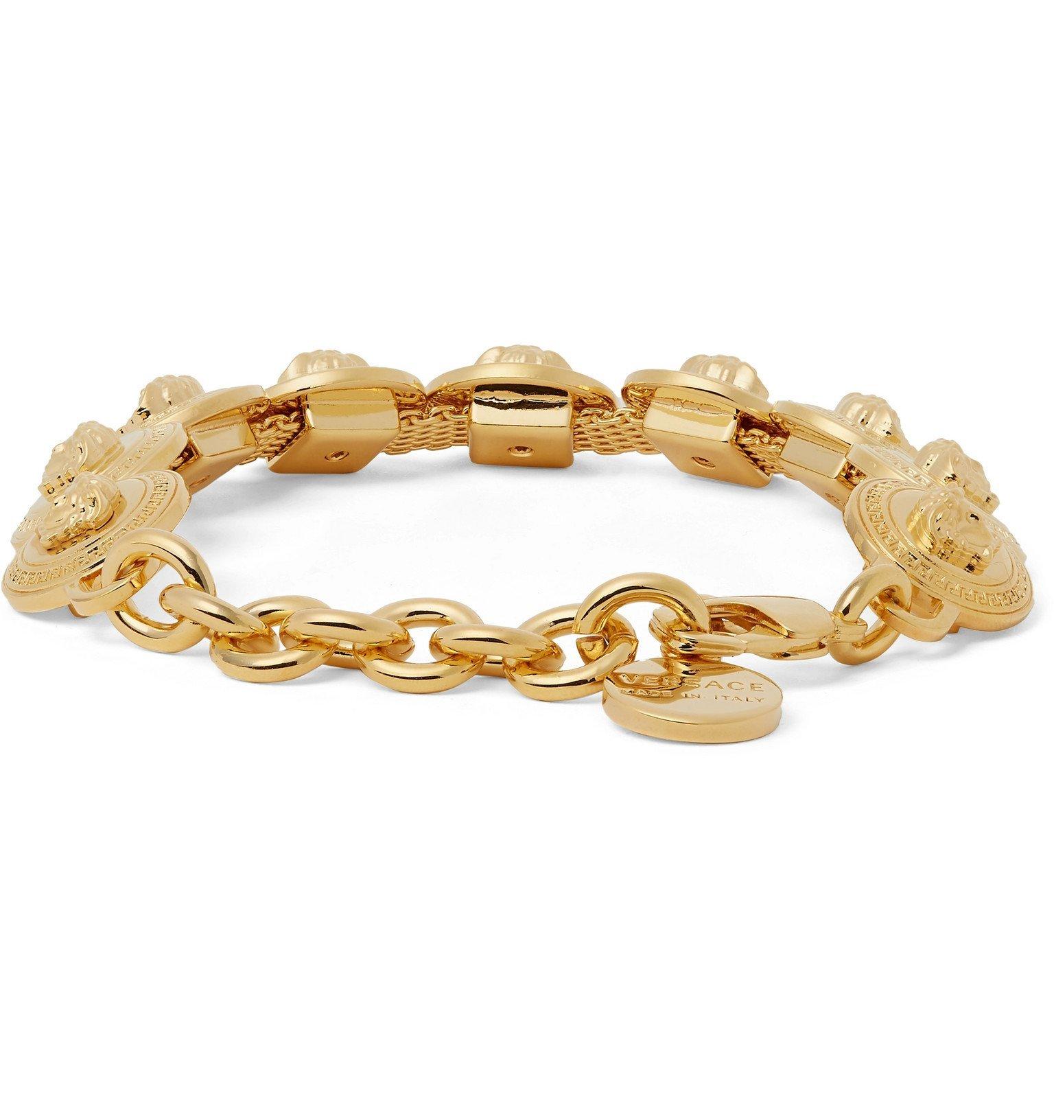 Versace - Gold-Tone Bracelet - Gold