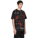Raf Simons Black Regular Fit Astronaut T-Shirt