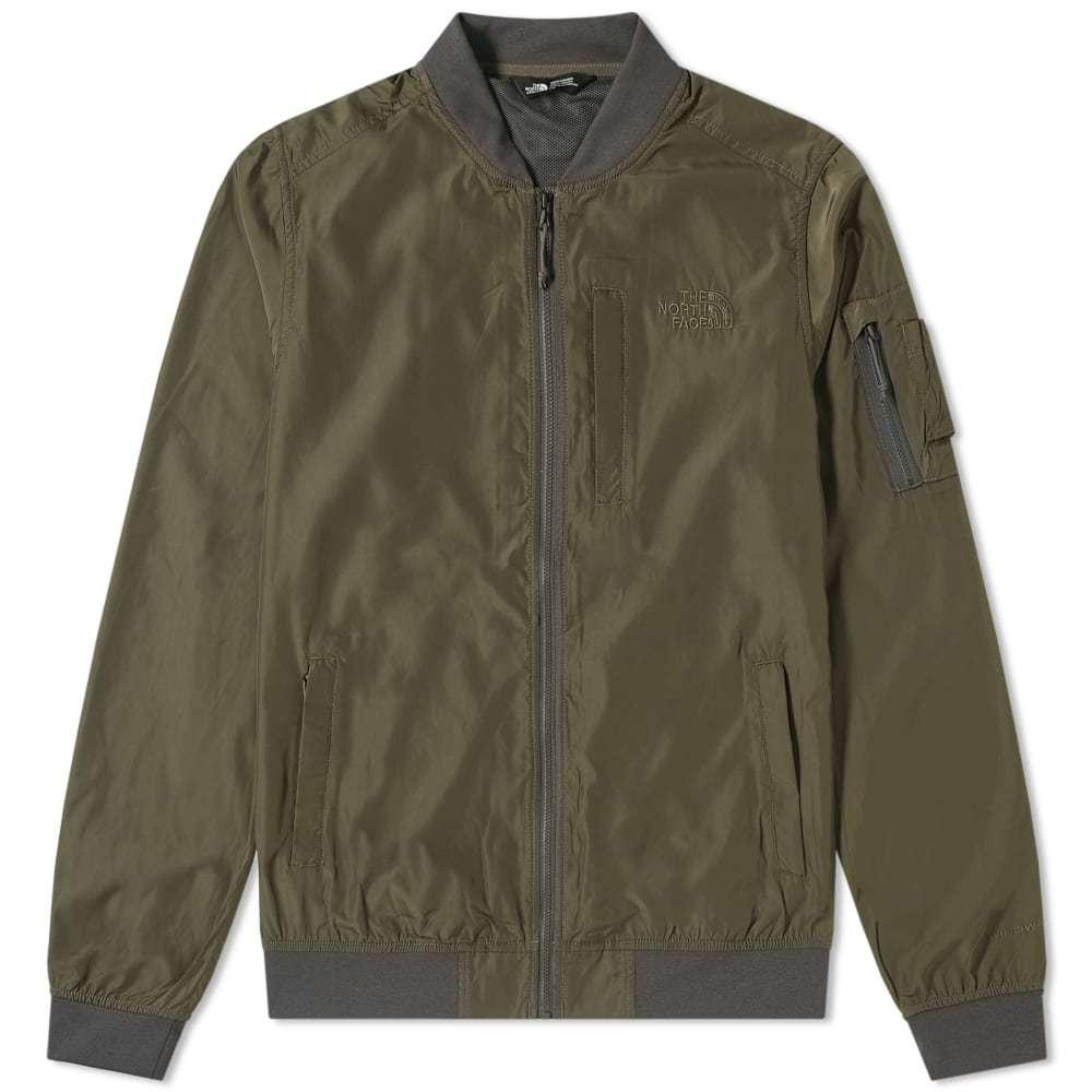 Photo: The North Face Meaford Bomber Jacket New Taupe Green