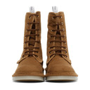 Max Mara Beige Baker Ankle Boots