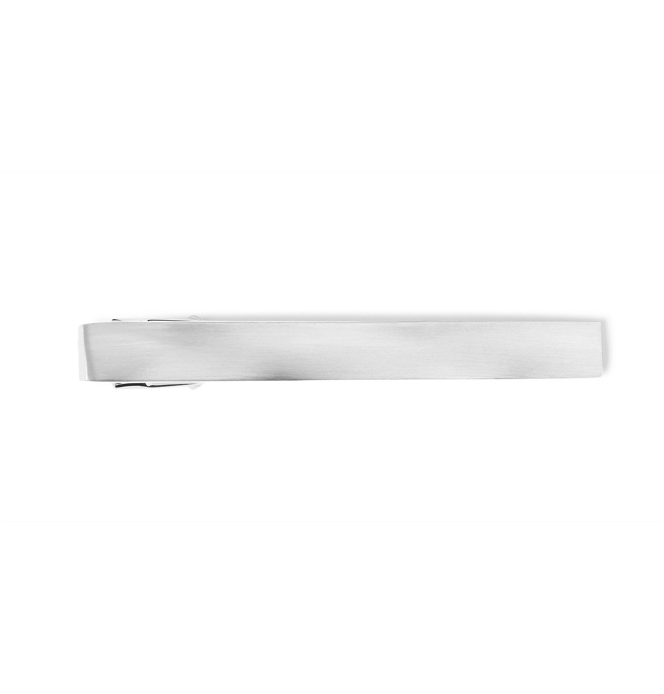 Photo: Lanvin - Rhodium-Plated Tie Pin - Silver