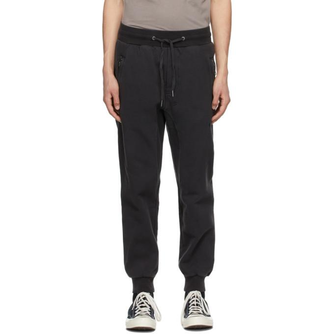 Photo: Ksubi Black Sign Of The Times Sweatpants