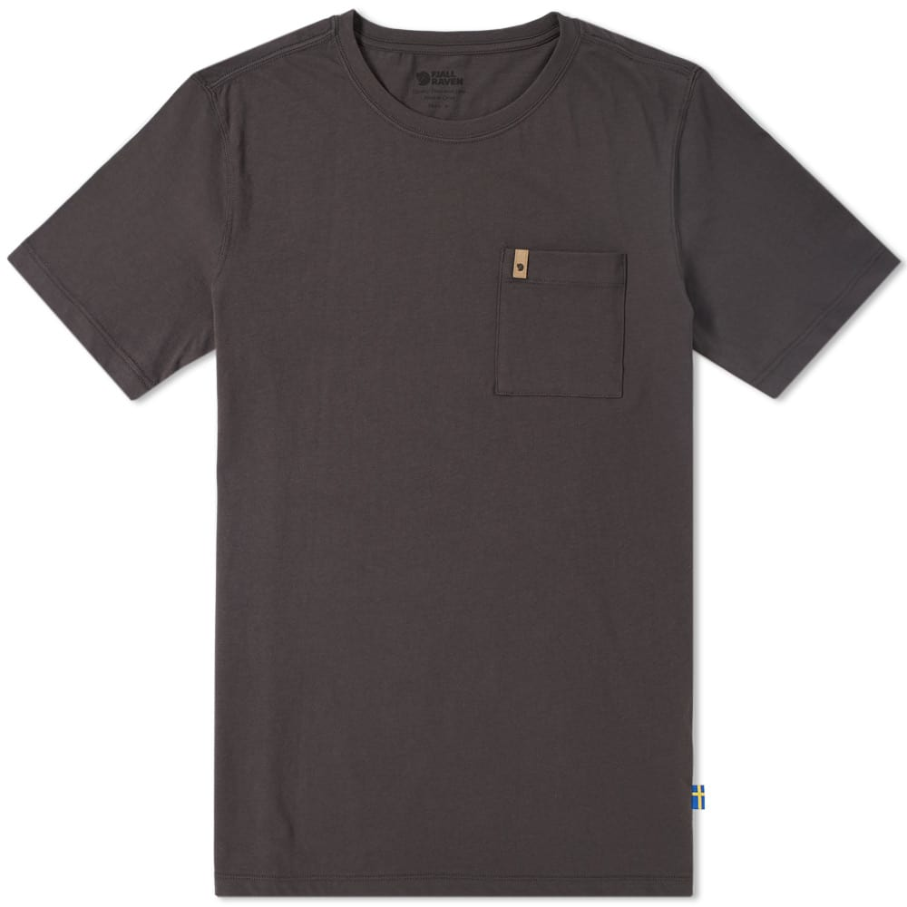 Photo: Fjällräven Övik Pocket Tee