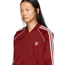 adidas Originals Red SST Track Jacket