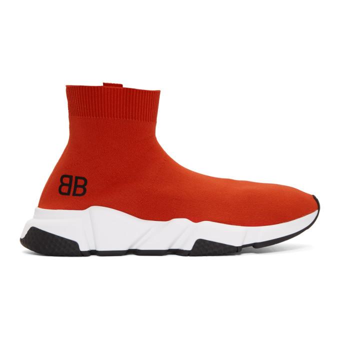 Speed High-Top Sneakers Balenciaga