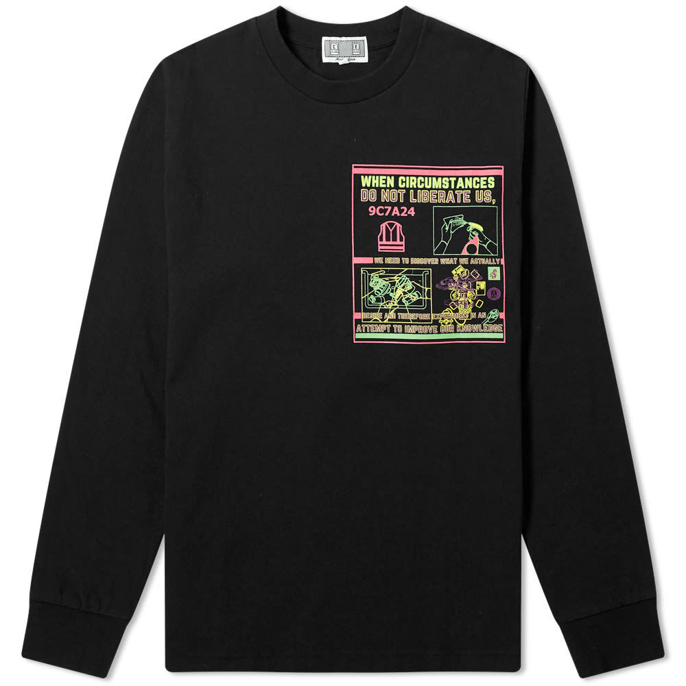 Photo: Cav Empt Long Sleeve Circumstances Tee