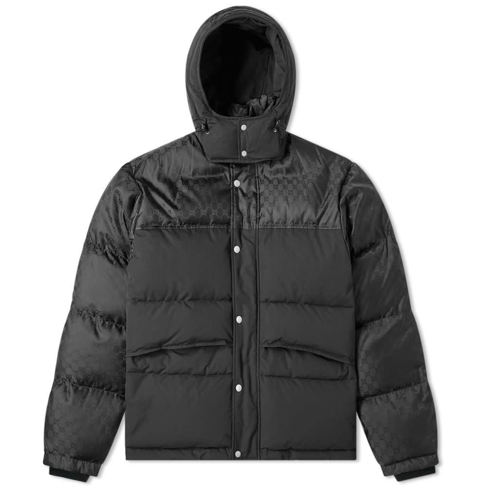 Photo: Gucci Jacquard Down Jacket
