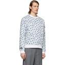Martine Rose Reversible White Sweatshirt