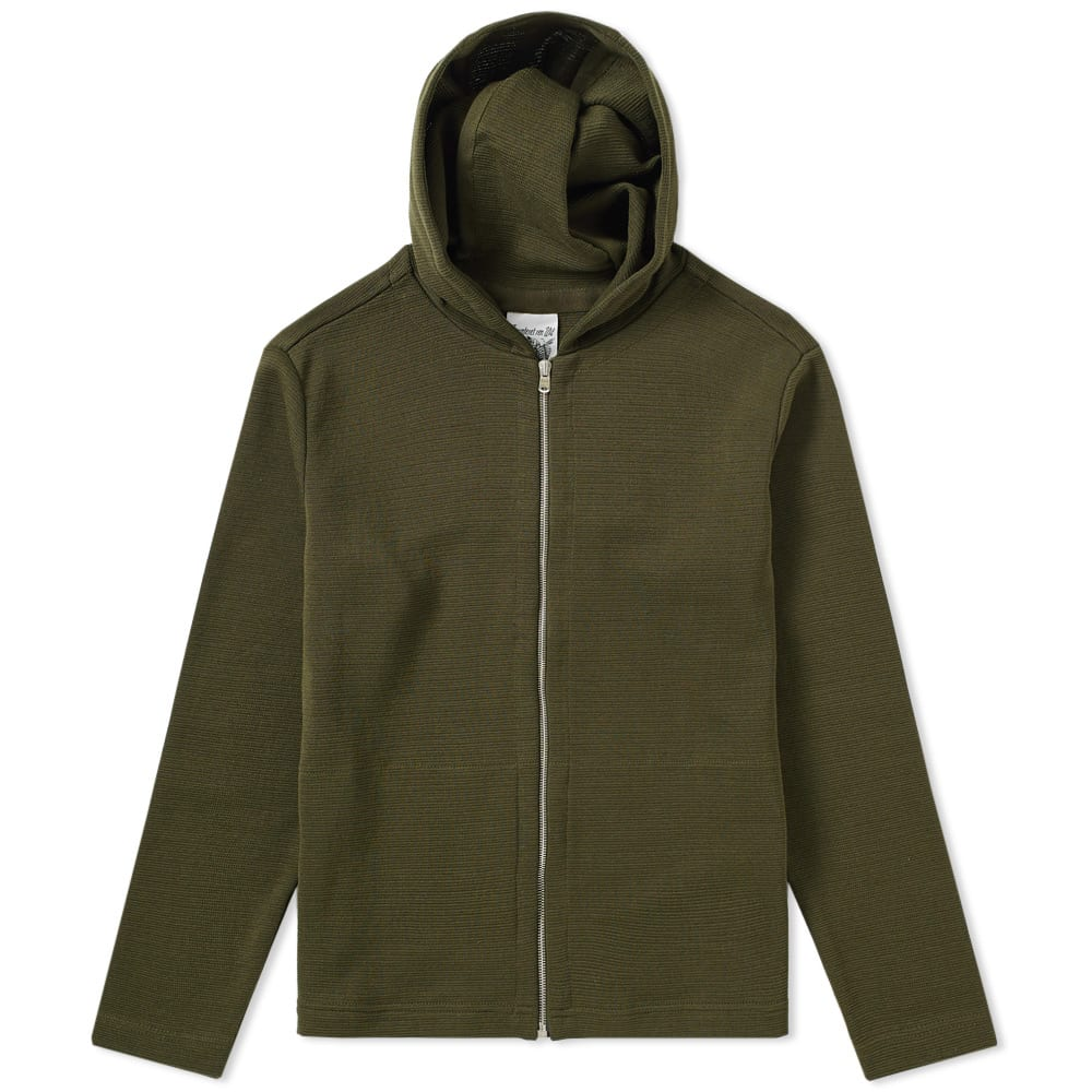 Photo: S.N.S. Herning Pace Hooded Jacket Green