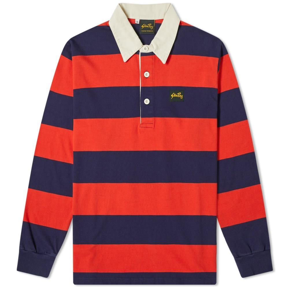 Photo: Stan Ray Rugby Shirt