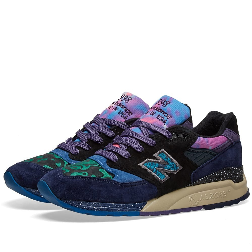 Photo: New Balance M998AWG - Made in The USA 'Festival Pack'