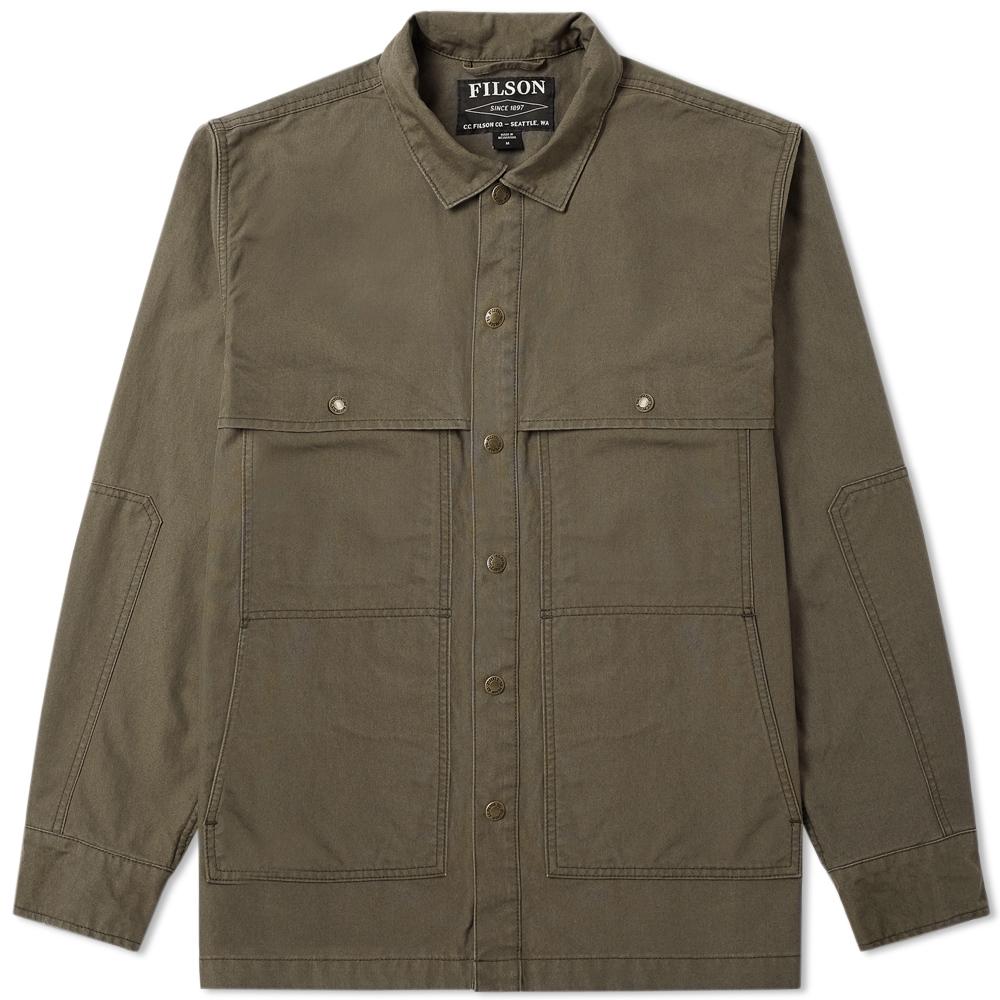 Photo: Filson Lightweight Jac Shirt Jacket