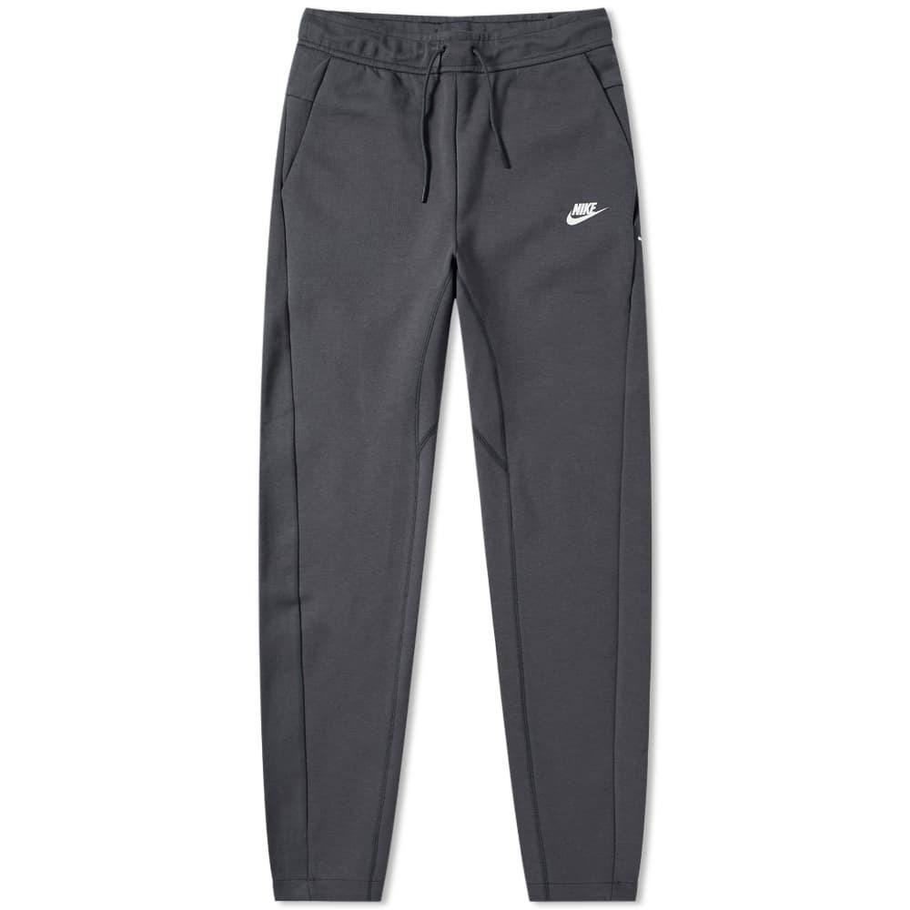 Photo: Nike Tech Fleece Pant Anthracite & White