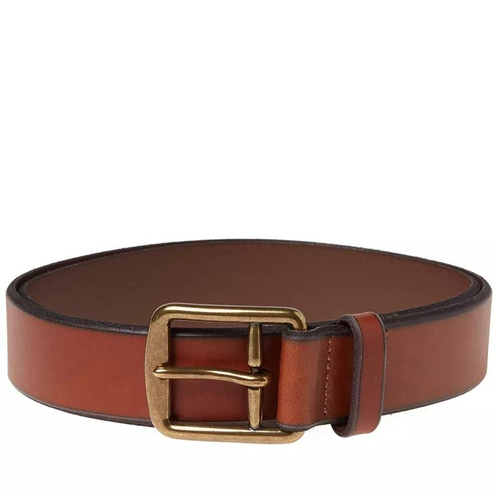 Photo: Polo Ralph Lauren Belt Saddle