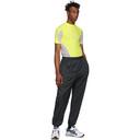 GmbH Black Nylon Track Pants