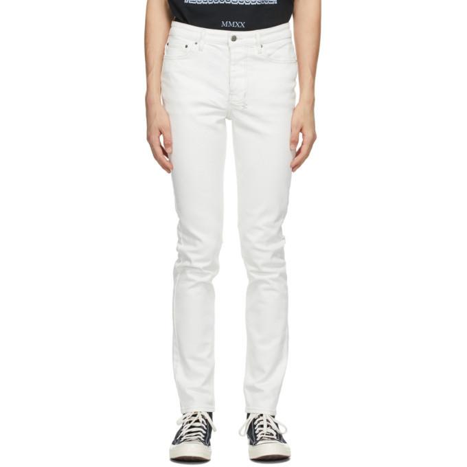 Photo: Ksubi White Chitch Jeans