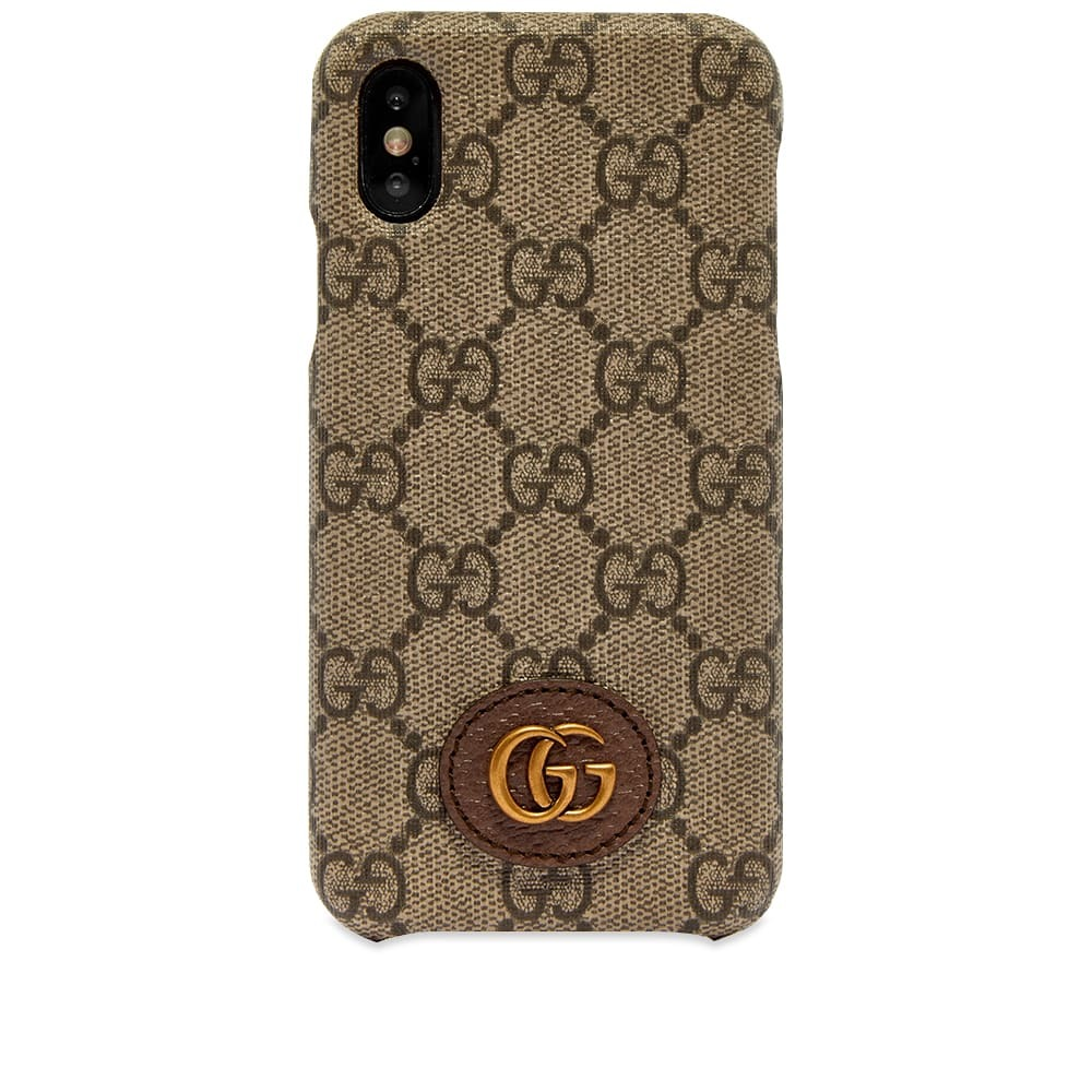 Photo: Gucci Ophidia GG iPhone X/XS Case