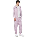 adidas Originals Purple Lock Up Lounge Pants