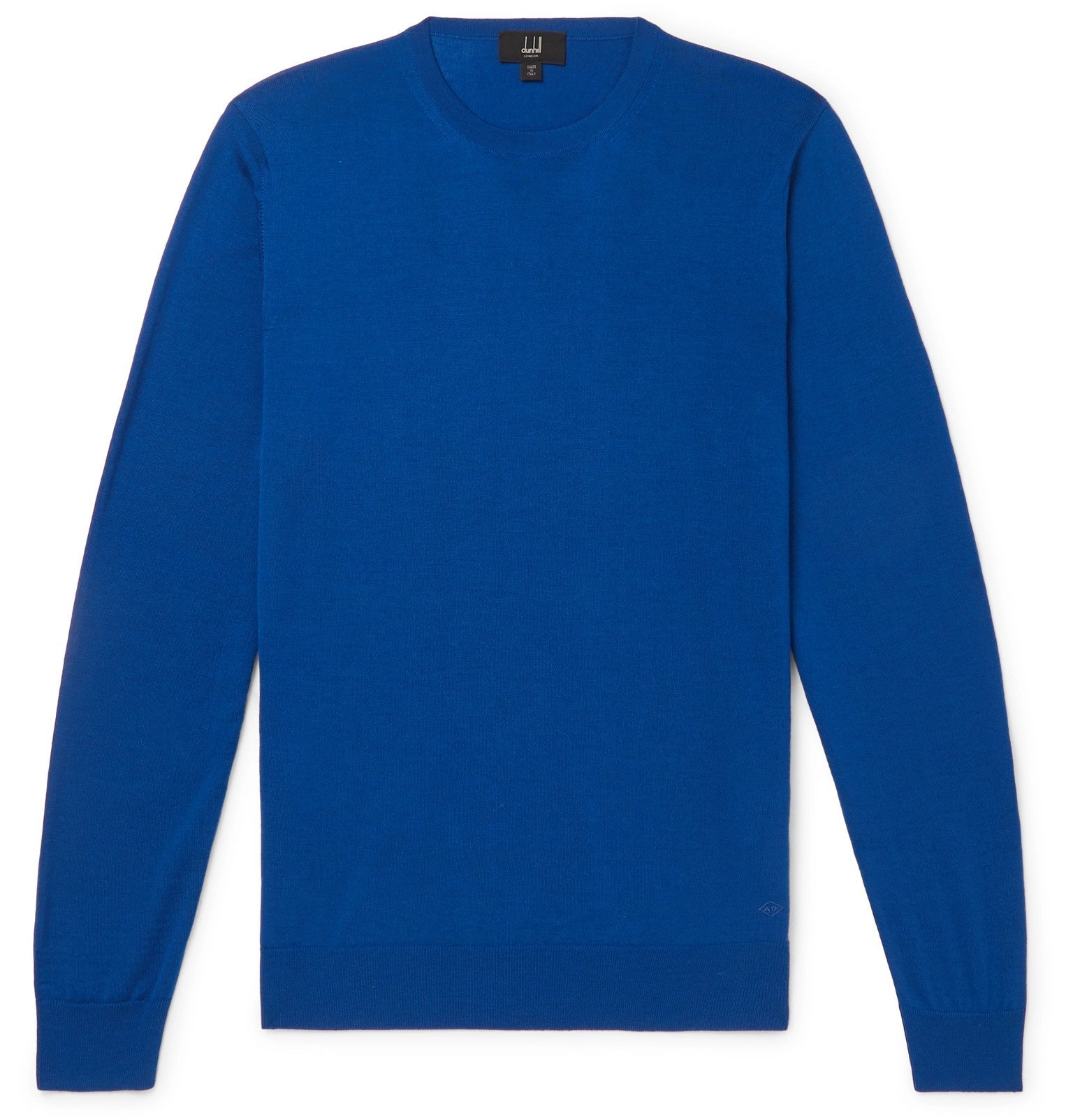 Dunhill - Wool Sweater - Blue