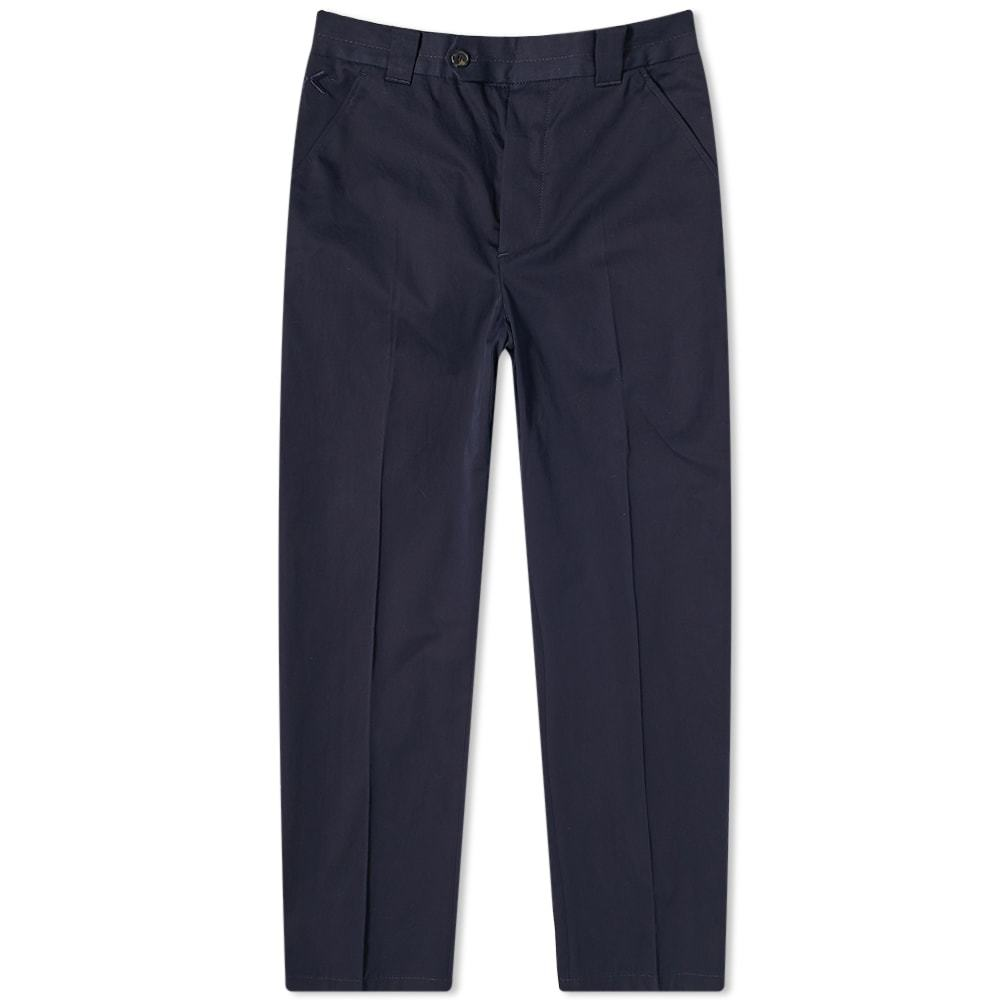 Photo: Kenzo Pleated Cropped Pant