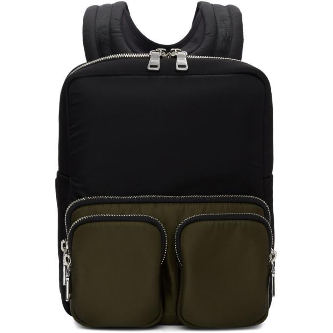 Photo: Prada Black Harness Backpack