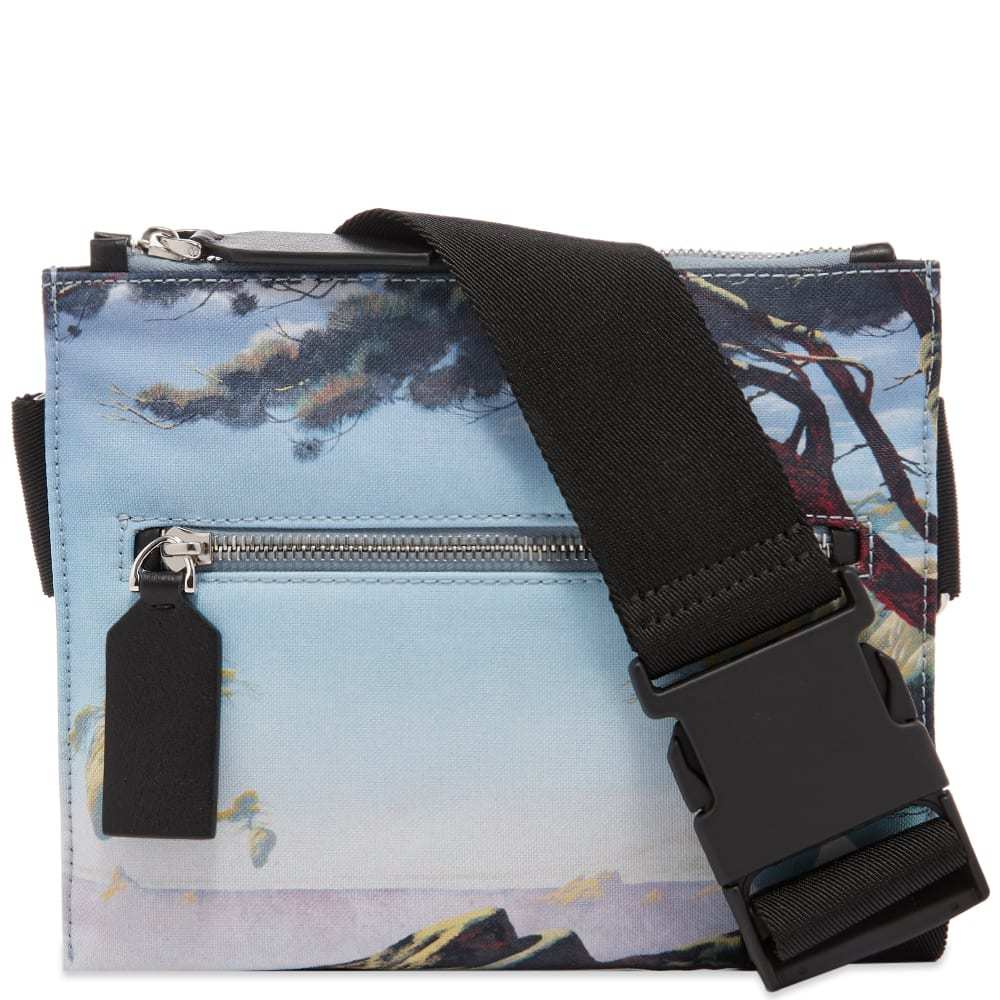 Photo: Valentino x Roger Dean Floating Island Cross Body Bag
