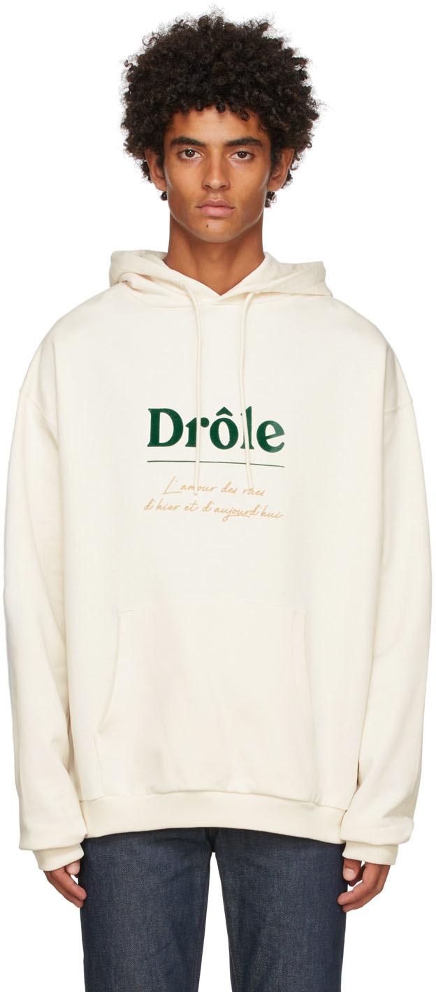 Photo: Drôle De Monsieur Off-White 'Le Hoodie L'amour Des Rues' Hoodie