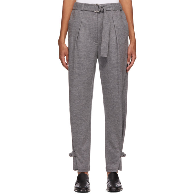 Photo: 3.1 Phillip Lim Grey Track Trousers