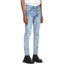 Ksubi Blue Van Winkle Punk Jeans