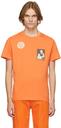 Raf Simons Orange 'Join Us' T-Shirt