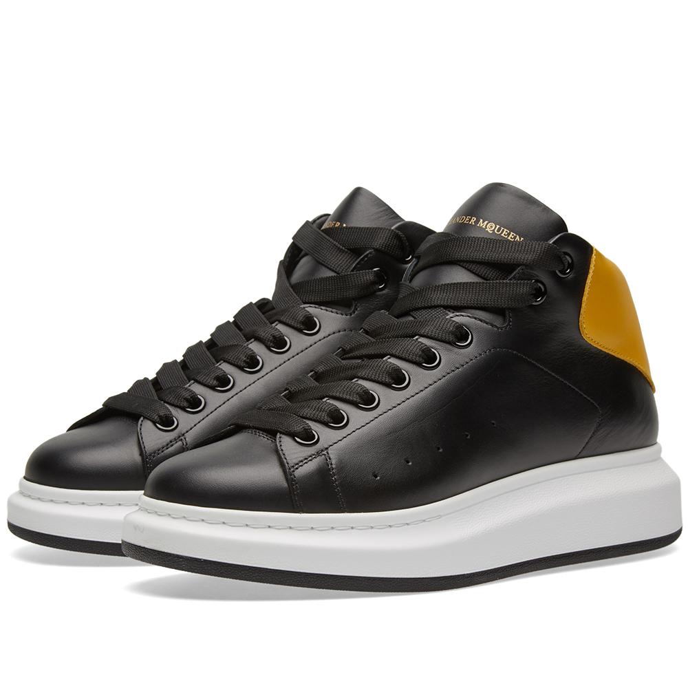 Photo: Alexander McQueen Wedge Sole High Sneaker