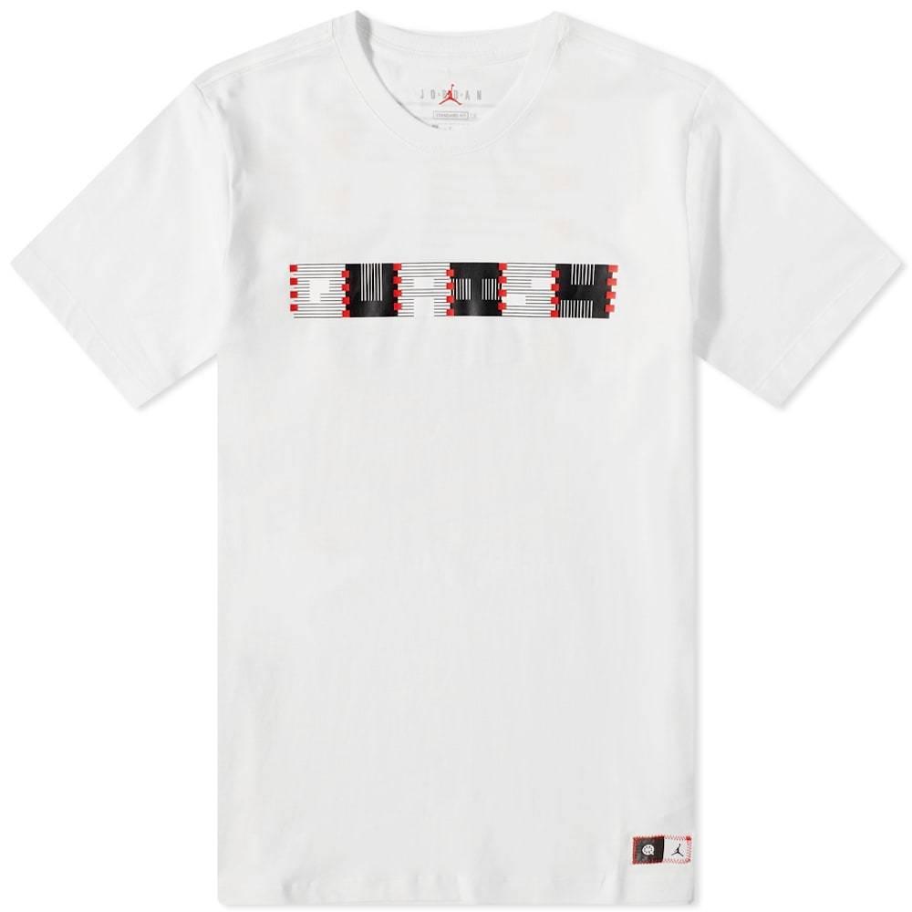 Photo: Air Jordan Quai 54 Logo Tee